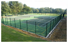 muga surfaces - Sovereign Sports