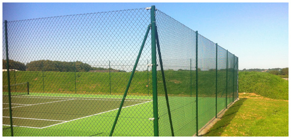 Tennis Court Fencing And Sports Area Fencing Systems In Kent Surrey