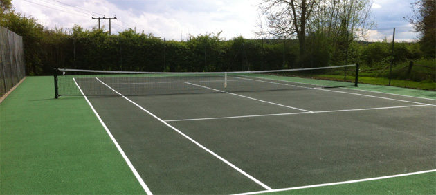 Tennis Court Resurfacing East Sussex