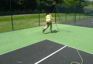 Court Maintenance