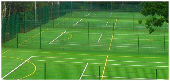 MUGA surfaces | Sovereign Sports