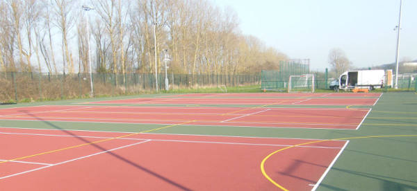 MUGA surfaces