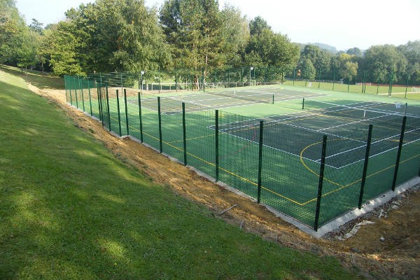 MUGA/Tennis Court Installation in Oxted, Surrey